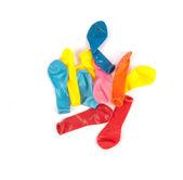 Palloncini inutilizzati — Foto Stock