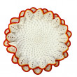 Stock Photo: Lace rest