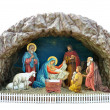 Nativity scene — Stock Photo #7376421