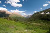 Summer in Ptarmigan Valley — Stock Photo