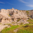 Badlands Panorama — Foto Stock
