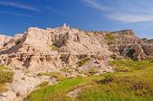 Badlands Panorama — Stock Photo