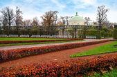 Den lägre bad paviljongen, catherine park, — Stockfoto