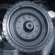 Naval gyrocompass — Stock Photo #7335041
