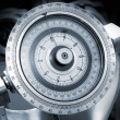 Stock Photo: Naval gyrocompass