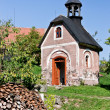 Small chapel in Bohemia - Czech Republic — Stock Photo