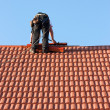 Roofer — Stock Photo #7627185