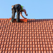 Roofer — Stock Photo #7627233