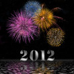2012 Firework — Stock Photo #7669830