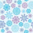 Snowflake pattern — Stock Vector #7316059