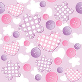 Violet pattern — Stock Vector