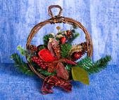 Jul krans — Stockfoto