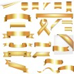 Gold Set — Stockvektor  #7067352
