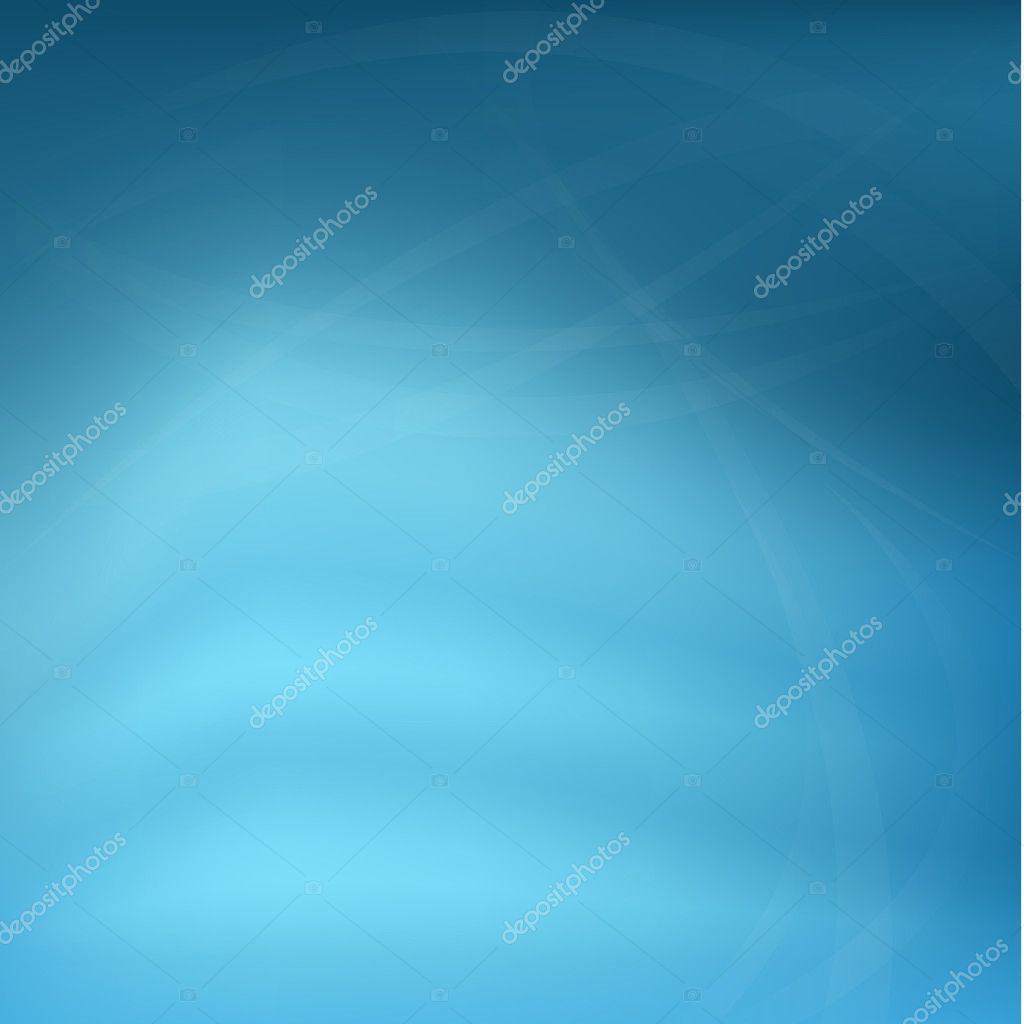 Abstract Blue Background, Vector Illustration  Stock Vector #7827283