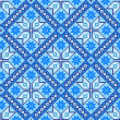 Seamless winter pattern — Stok Vektör