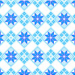 Seamless winter pattern — Stock Vector
