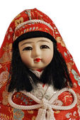 Suvenir. Yaponskaya doll — Stock Photo
