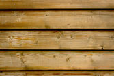 Rustic wooden wall — Stockfoto