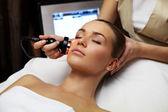 Kosmetische behandlung — Stockfoto