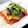 lasagna — Stock Photo #7161471