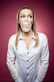 Chewing gum — Stock Photo