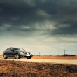 Car on country road — Stock Photo #7447806