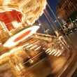 Classical french carousel - Foto Stock