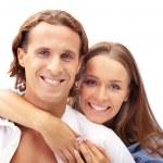 Happy couple — Stock Photo #7486450