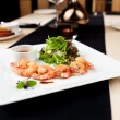 Tempura shrimps — Foto de Stock