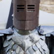 Stock Photo: Knight armor