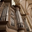Stock Photo: Music organ