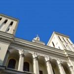 Lutheran Church of Saint Piter in St.Petersburg — Stock Photo