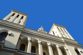 Lutheran Church of Saint Piter in St.Petersburg — Stock Photo