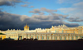 Palace in Tsarskoe Selo. — Stock Photo
