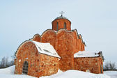 Church of the Transfiguration — Foto de Stock