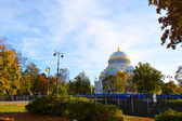 View of Kronstadt. Autumn — Stock Photo