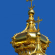 Stock Photo: Gold domes