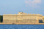 Marble Palace in St.Petersburg — Stock Photo