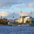 View of the St.Petersburg. — Foto Stock