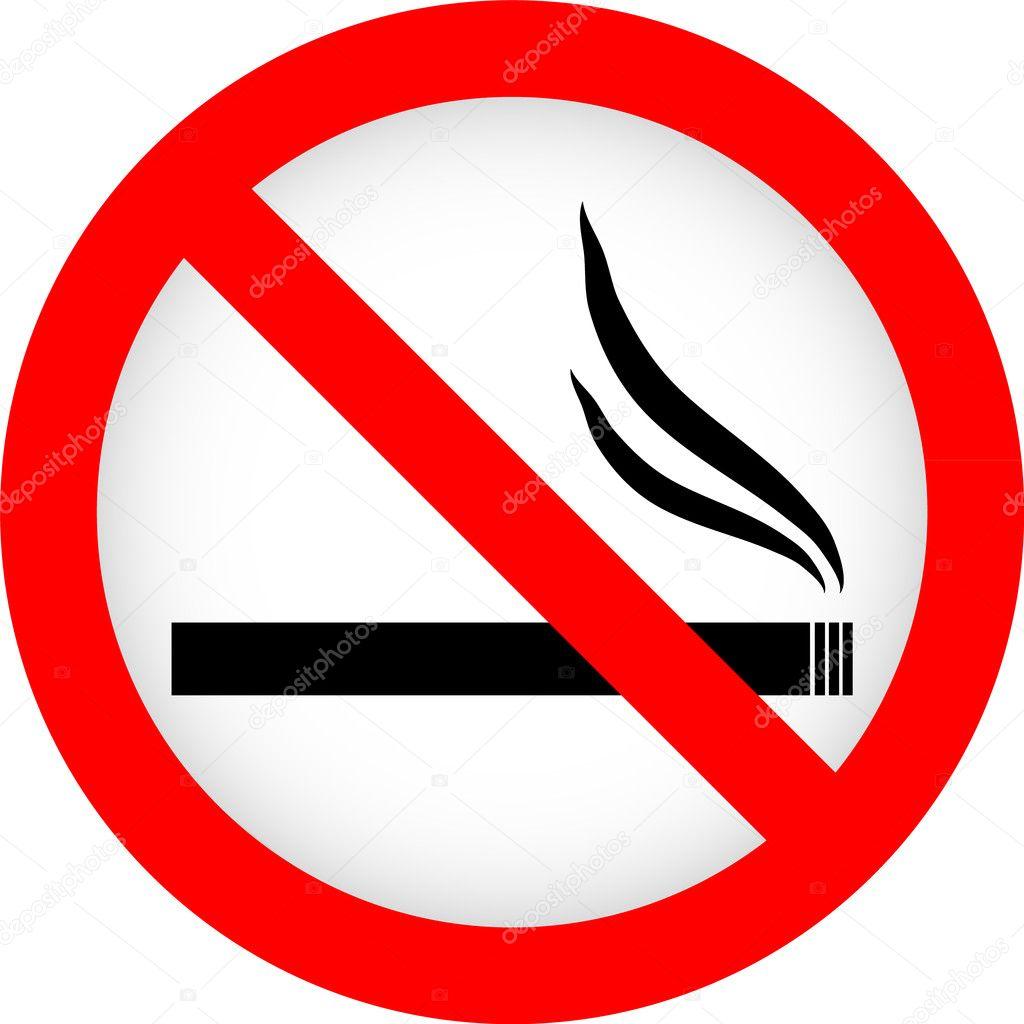 5 pices en plastique souple aucun signe de fumer fentre