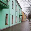 Stock Photo: Street in old part of Brest