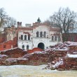 Stock Photo: Ruins of Brest Fortress