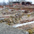 Stock Photo: The ruins of the Brest Fortress