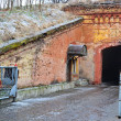 Old gate in Brest Fortress — Lizenzfreies Foto