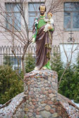 Statue of Holy — Stock Photo