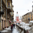 Stock Photo: Winter St.Petersburg