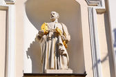 Statue of St Peter — Stock Photo