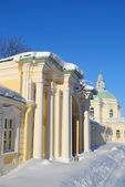 Palace in Oranienbaum, Russia — Stock Photo