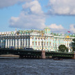 Royalty-Free Stock Photo: The Winter Palace and The Palace Bridge