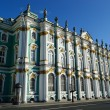 Winter Palace, St.Petersburg — Stock Photo